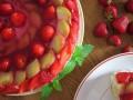 ciasto jogurtowe przepis, przepis na szybkie ciasto jogurtowe, jak zrobićjogurtowe ciasto z owocami