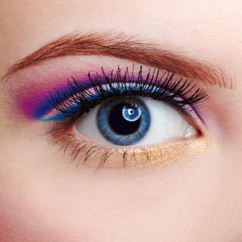 Kolor oczu zależy od ilości melaniny w tęczówce, która zapisana jest w naszych genach./ fot. Fotolia